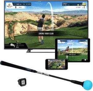 portable screen golf